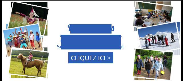 Colonie de vacances, infos parents, Oeuvre Universitaire du Loiret