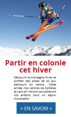 Colonie hiver 2018, Oeuvre Universitaire du Loiret, OUL