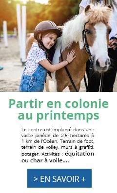 Colonie, printemps 2020, Saint Jean de Monts