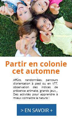 Colonie automne 2020, Les Caillettes, OUL