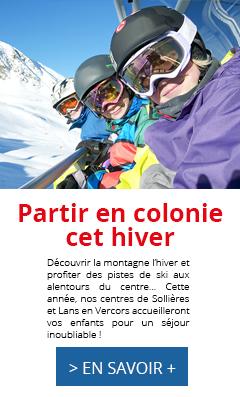 Colonie hiver 2021, Oeuvre Universitaire du Loiret, OUL