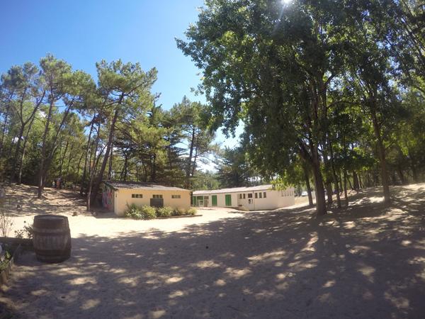 Centre de St Jean de Monts, vacances, classes, colonie, bâtiments extérieur 5_2017