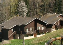 Centre de Combloux, vacances, classes, colonie : bâtiments, hébergement