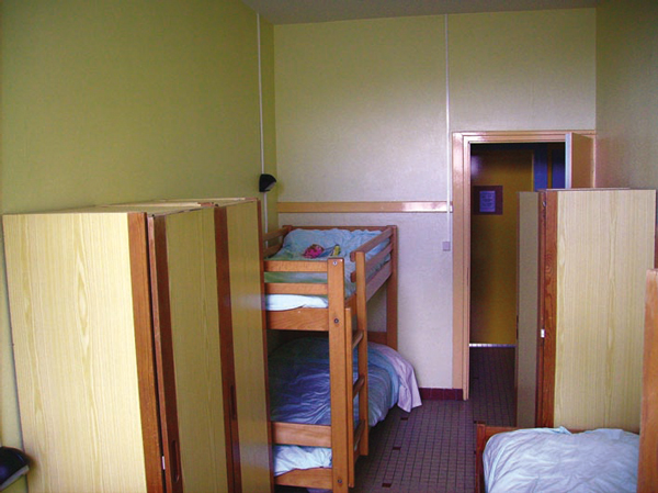 Centre de Damgan Kermor, vacances, classes, colonie :chambre