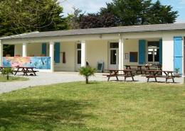 Centre de vacances, classes, colonie, bâtiments : hébergement