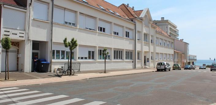 Centre de vacances, colonie de vacances : Oeuvre Universitaire du Loiret : Les Sables d'Olonne