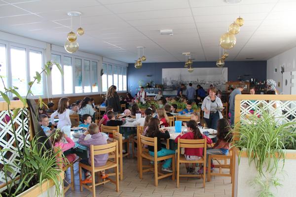 Centre de vacances, les Sables d'Olonne, vacances, classes, colonie : repas