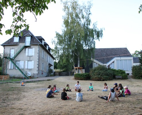 Colonie de vacances, séjours, classes de découvertes, famille : extérieur 3