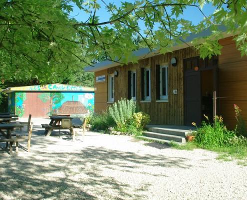 Colonie de vacances, séjours, classes de découvertes, Les Caillettes, bâtiments : hébergement 2