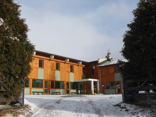 Colonie de vacances, séjours, classes de découvertes, vacances en famille, Sollières en hiver 2