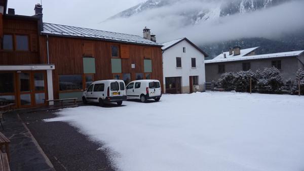 Colonie de vacances, séjours, classes de découvertes, vacances en famille, Sollières en hiver