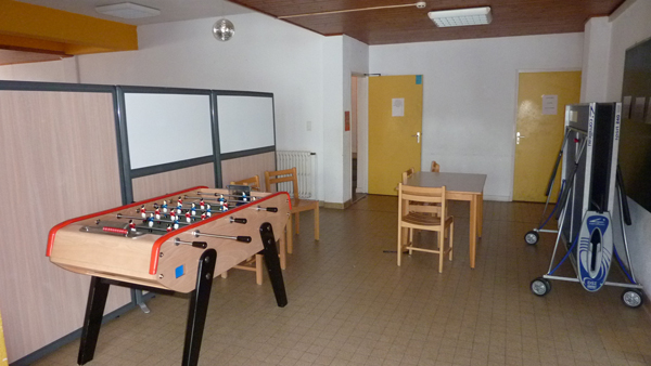 Colonie de vacances, séjours, classes de découvertes, vacances en famille, Sollières : jeux intérieur