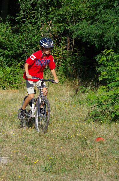 Colonie de vacances, séjours, vacances enfants, vélo : été 2015