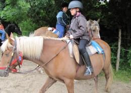 Colonie de vacances, séjours vacances, Lans en Vercors, enfants, équitation : été