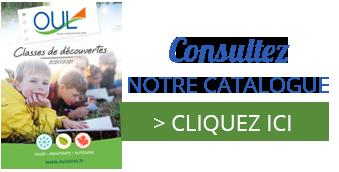 Classe de découvertes - hiver - printemps - automne 2021 Oeuvre Universitaire du Loiret