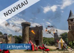Classe de découvertes, Moyen Âge, centre de St Jean de Monts : Oeuvre Universitaire du Loiret
