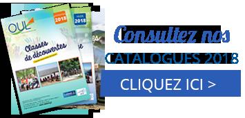 Classes de découvertes : printemps 2018 - Oeuvre Universitaire du Loiret