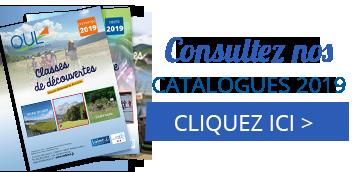 Classe de découvertes, printemps 2019, Oeuvre Universitaire du Loiret