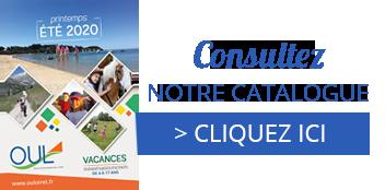 Catalogue 2020 OUL - Colonies de vacances