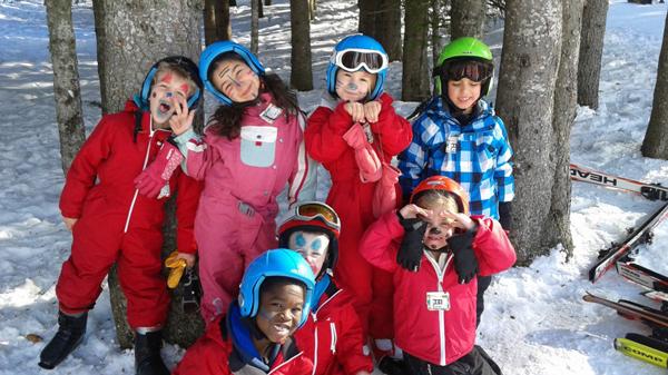 Centre, colonies, vacances, camps, neige, hiver, ski, Lans en Vercors, activités 1