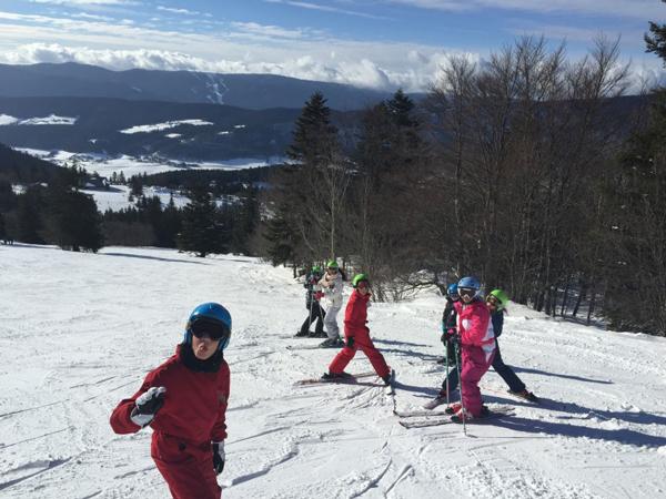 Centre, colonies, vacances, camps, neige, hiver, ski, Lans en Vercors, activités 2