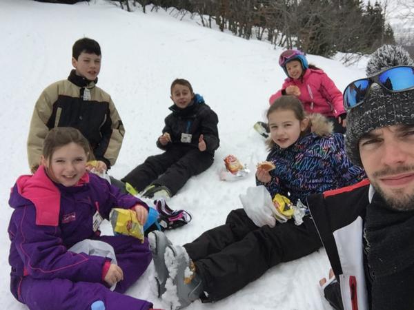 Centre, colonies, vacances, camps, neige, hiver, ski, Lans en Vercors, activités 3