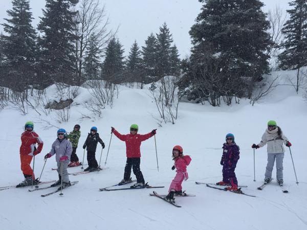 Centre, colonies, vacances, camps, neige, hiver, ski, Lans en Vercors, activités 4