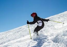 Centre, colonies, vacances, camps, neige, hiver, ski, Lans en Vercors : hiver 2017