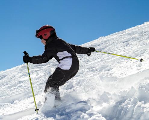 Centre, colonies, vacances, camps, neige, hiver, ski, Lans en vercors, vignette