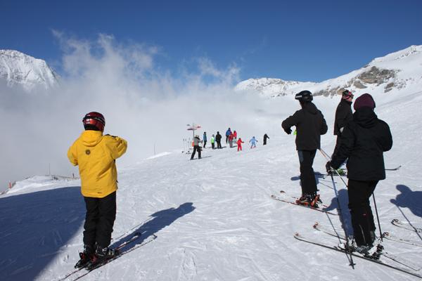 Centre, colonies, vacances, camps, neige, hiver, ski, Sollieres : activités 2