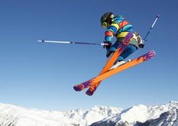 Centre, colonies, vacances, camps, neige, hiver, ski : Sollières hiver 2017