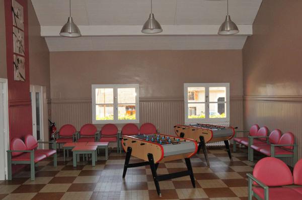 Colonie de vacances, séjours, classes de découvertes, Méaudre, bâtiments : intérieur 2