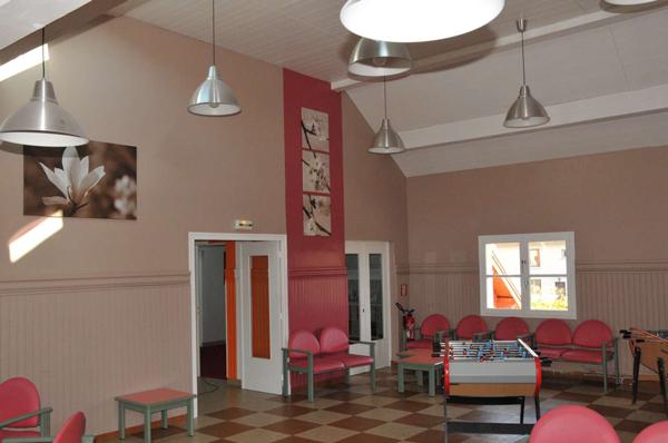 Colonie de vacances, séjours, classes de découvertes, Méaudre, bâtiments : intérieur 3