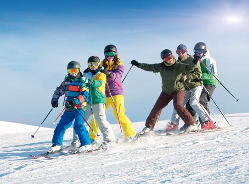 Séjour colonie ski 2019, oul Sollières