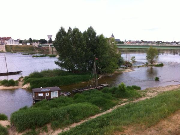 Classe de découverte, centre de vacances, Oeuvre Universitaire du Loiret : Jargeau