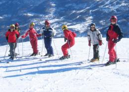 Classe de découvertes, centre vacances, classe de neige, Pelvoux : Oeuvre Universitaire du Loiret