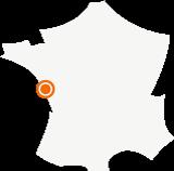 Centre de vacances - colonie de vacances - Oeuvre Universitaire du Loiret : Les Sables d'Olonne