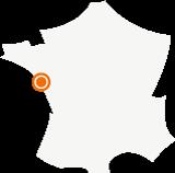 Centre de vacances - colonie de vacances - Oeuvre Universitaire du Loiret : Saint Jean de Monts