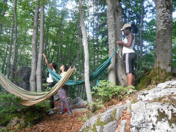 Colonie de vacances enfants, Combloux, randonnées 2, oul, été 2017
