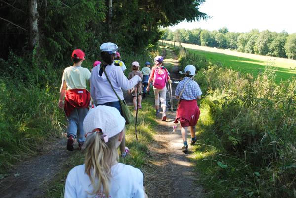 Colonie de vacances, enfants, Crocq, aventure indiens : été 2017-2