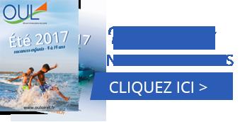 Colonie de vacances, été 2017, oul, Oeuvre Universitaire du Loiret