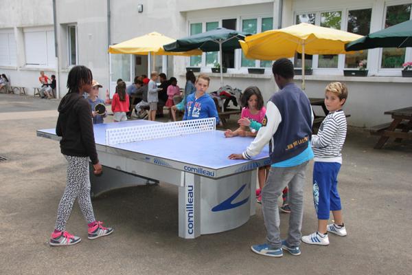 Colonie de vacances, séjours vacances, enfants, oul, jeux sur le centre, Les-Sables d'Olonne : été 2017