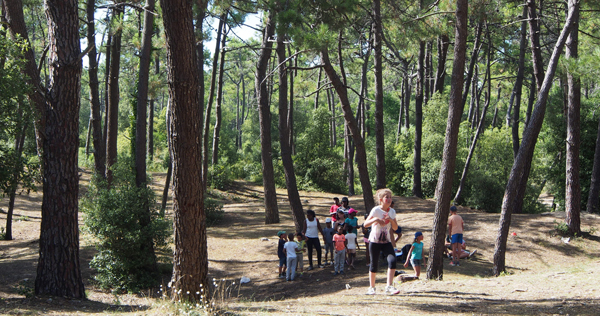 Colonie de vacances, séjours vacances, enfants, oul, St Jean de Monts, jeux 1, été 2017