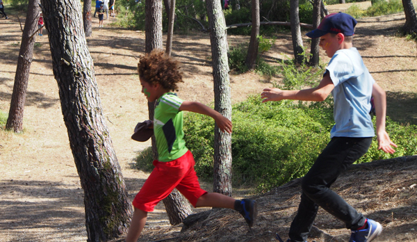 Colonie de vacances, séjours vacances, enfants, oul, St Jean de Monts, jeux 2, été 2017