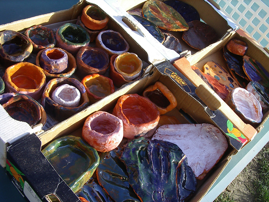 Vacances, colonie, séjours,hiver, nature, poterie, Loiret, oul
