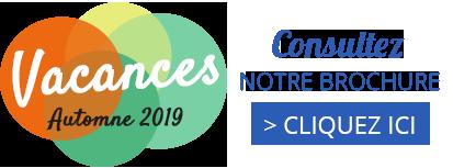 Colonie de vacances, automne 2019 consulter, oul, Oeuvre Universitaire du Loiret
