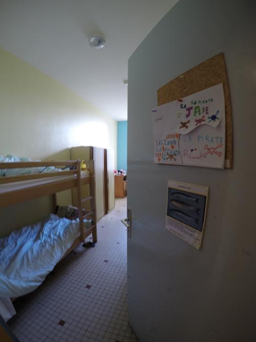Centre de Damgan Kermor, vacances, classes, colonie, chambre