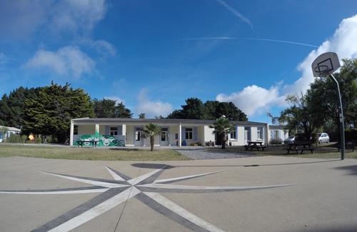 Centre de Damgan Kermor, vacances, classes, colonie, hébergement