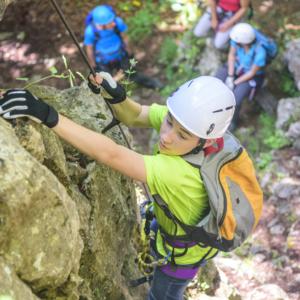 Colonie de vacances, séjour enfant, Combloux : multi-activités montagne 13-15-ans OUL
