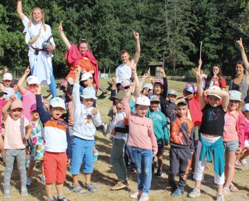 Colonie de vacances, séjour enfant, Ingrannes : Forêt et animaux 4-6-ans OUL